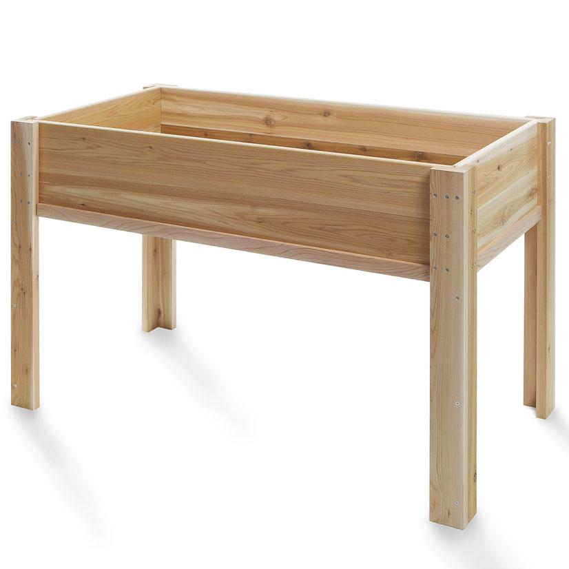 Check out the Cedar Raised Garden Bo Legs Product Photo
