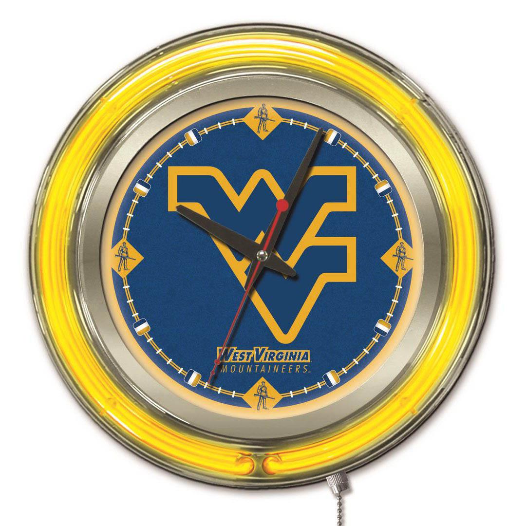 Virginia | Clock | Neon | West