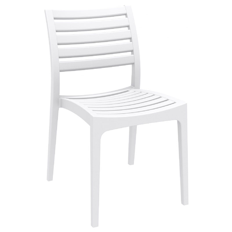 High-class Ares Stackable Dining Side Chair  Product Photo
