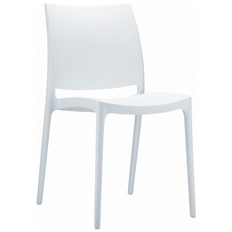Beautiful Maya Stackable Dining Side Chair  Product Photo