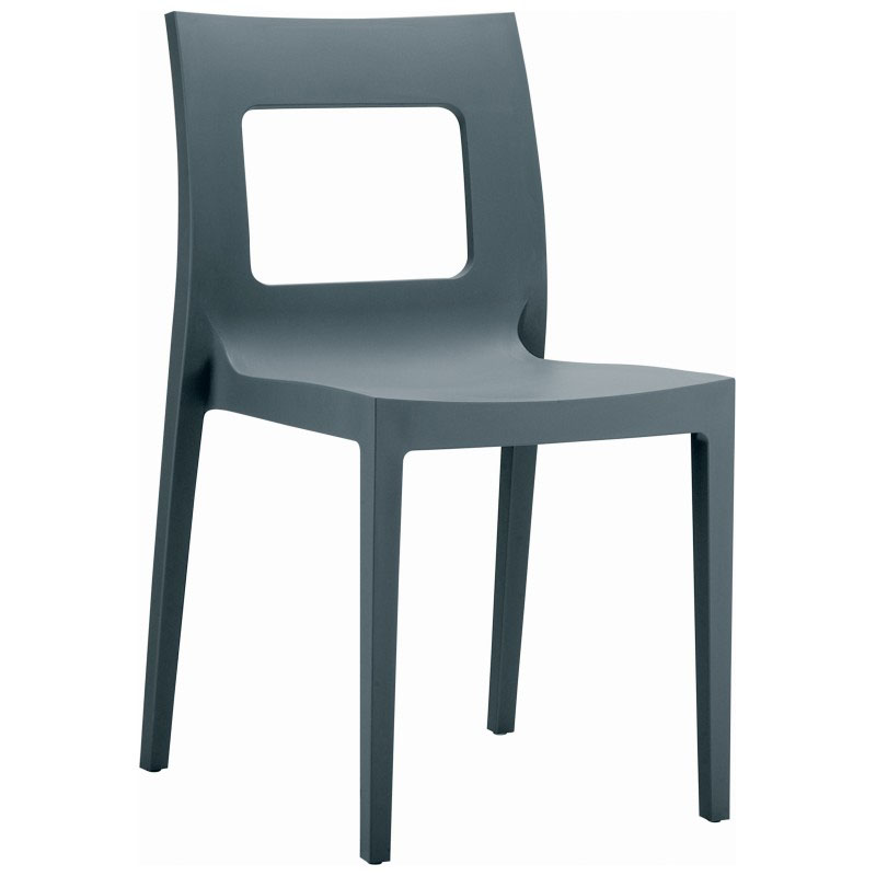Check out the Lucca Stackable Dining Side Chair  Product Photo