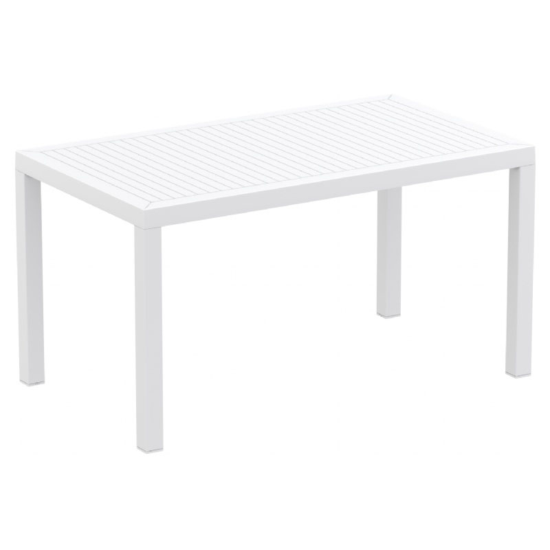 Search Ares Resin Rectangle Dining Table Product Photo