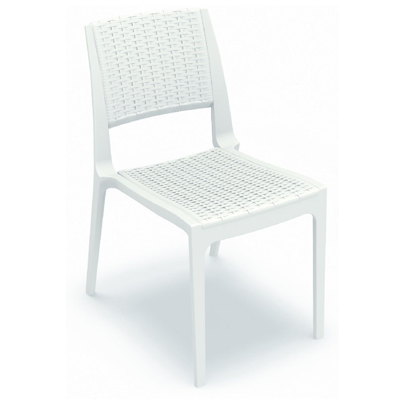 Special Wickerlook Stackable Dining Chair  Product Photo