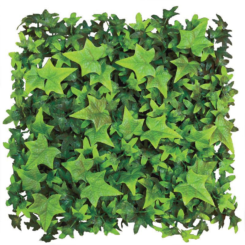 12 Inch Artificial Outdoor English Ivy Mat Closeout