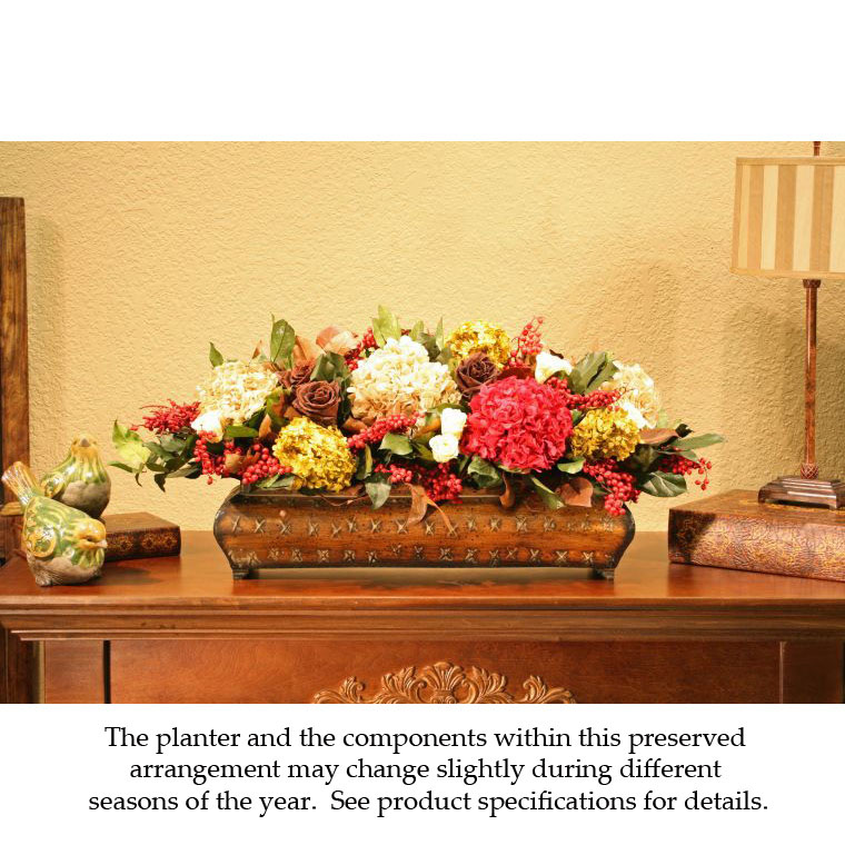 Preserved Flower Arrangements