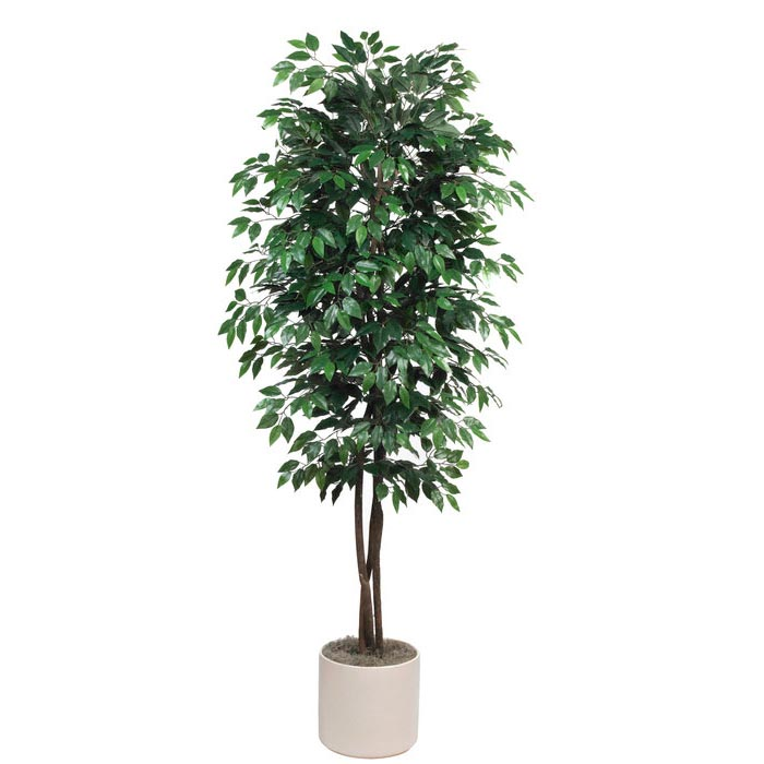 Select Silk-Deluxe-Ficus-Tree-Natural-Trunks-Potted Product Image 2690