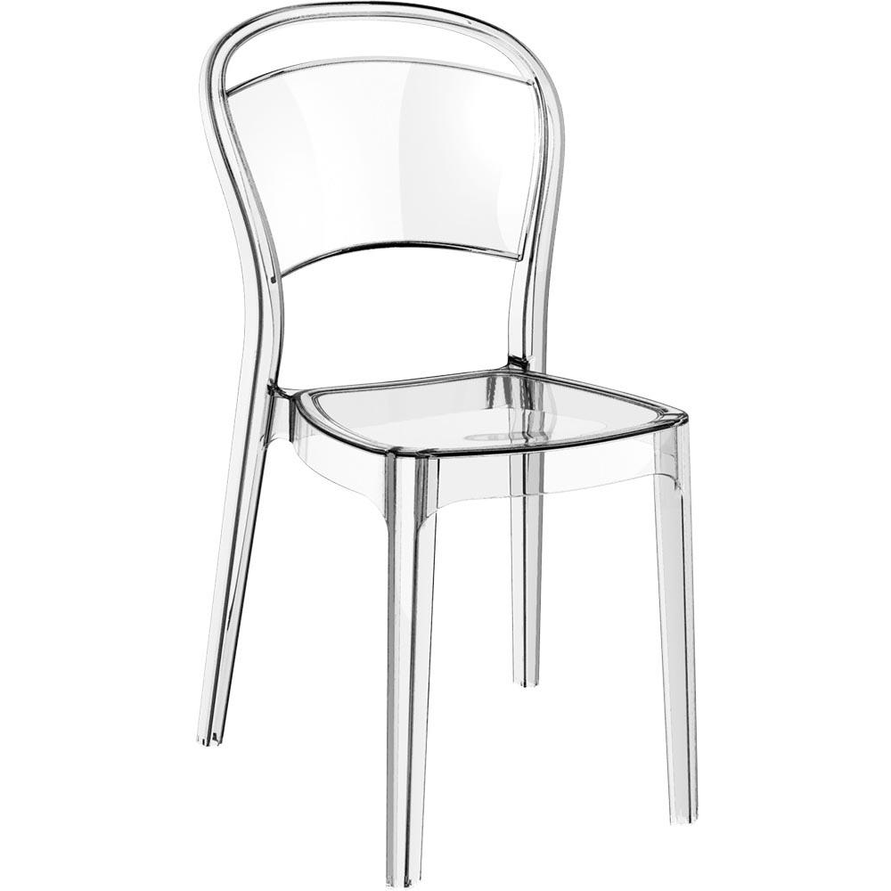 Trustworthy Bo Polycarbonate Dining Chair  18 1392