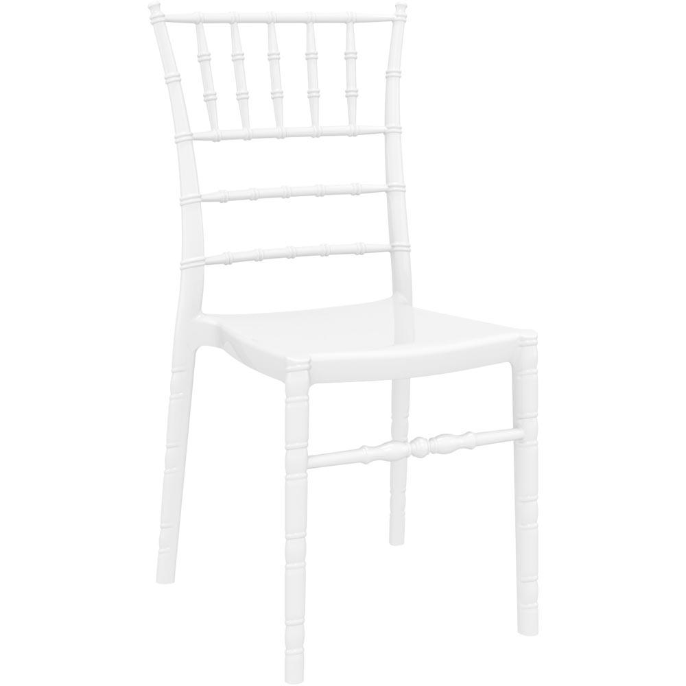 Choose Chiavari Polycarbonate Dining Chair  2 10