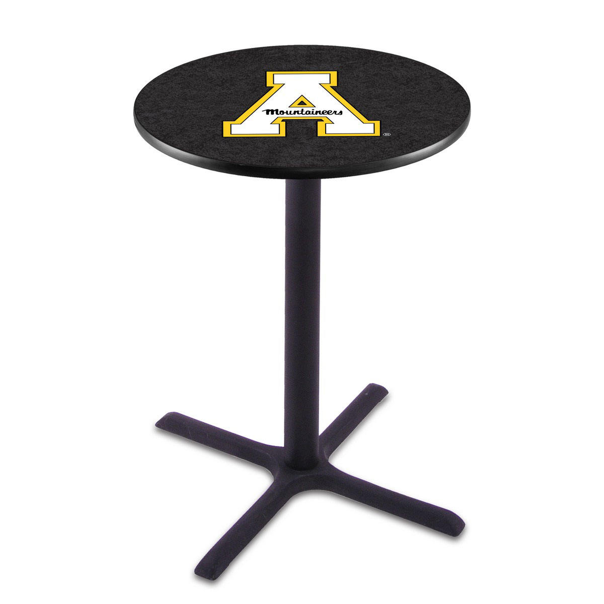 Longstanding Appalachian State Wrinkle Pub Table Product Photo
