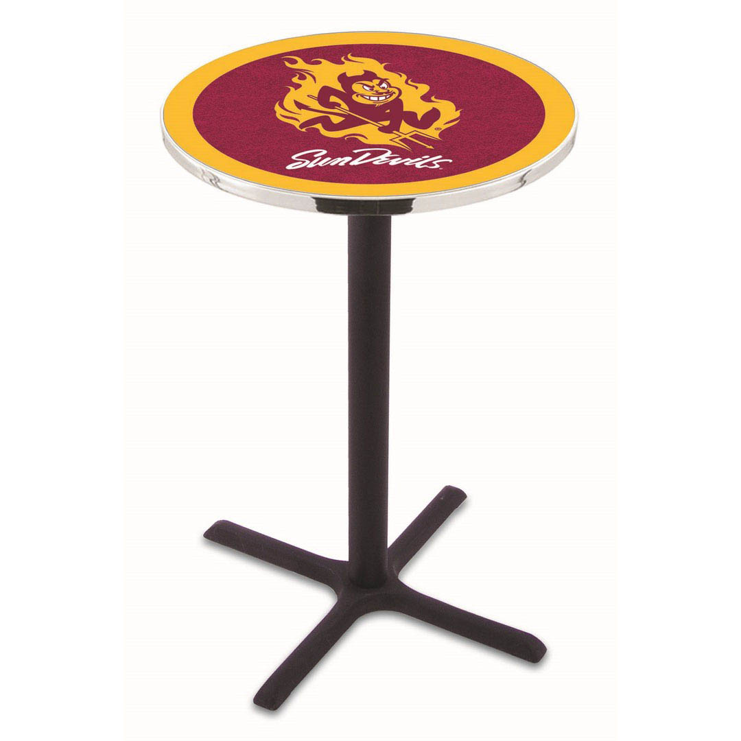 Buy Arizona State Wrinkle Pub Table Product Photo
