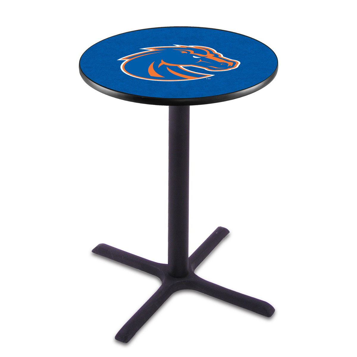 Search Boise State Wrinkle Pub Table Product Photo