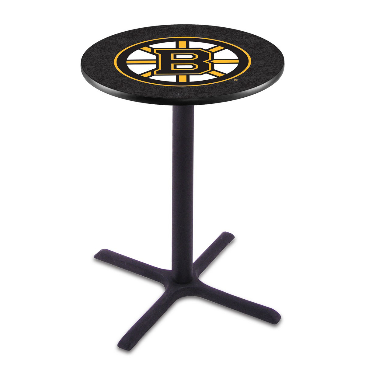 Order Boston Bruins Wrinkle Pub Table Product Photo