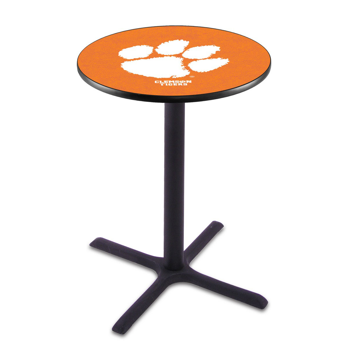 Exquisite Clemson Wrinkle Pub Table Product Photo