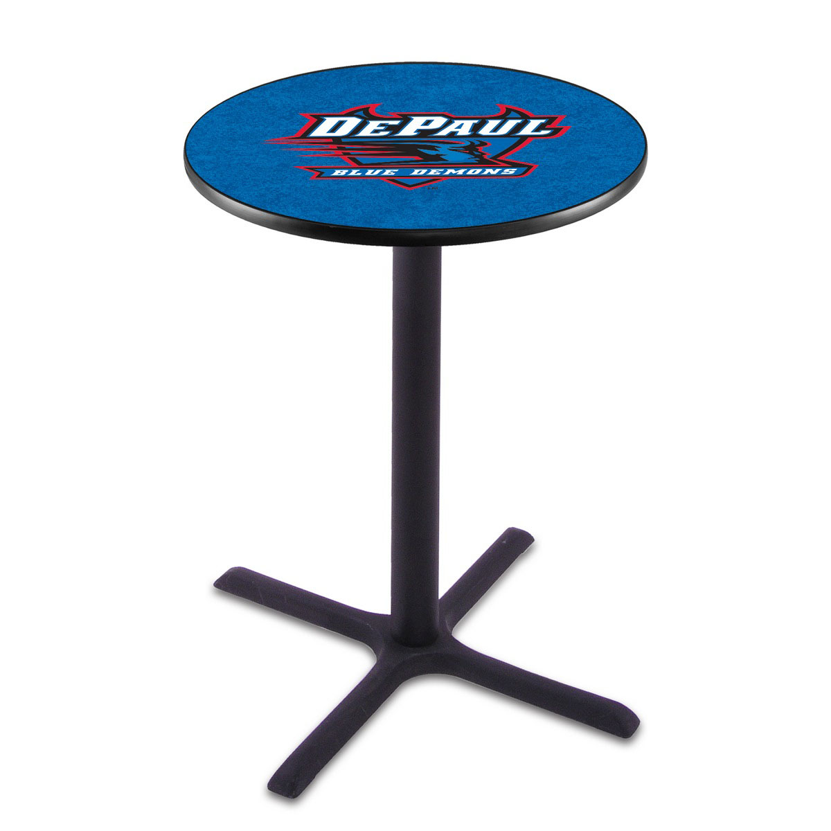 Lovable Depaul Wrinkle Pub Table Product Photo