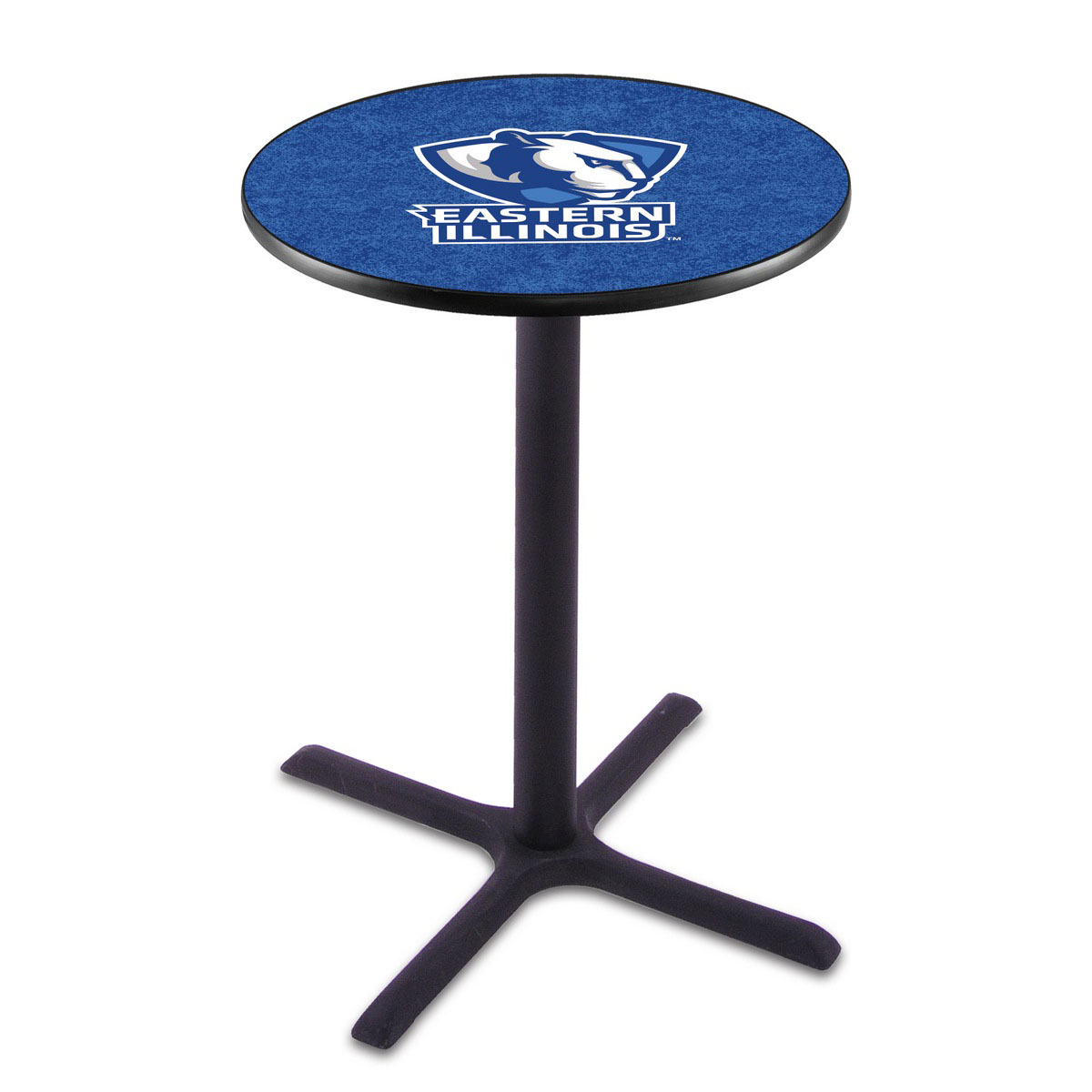 Special Eastern Illinois Wrinkle Pub Table Product Photo