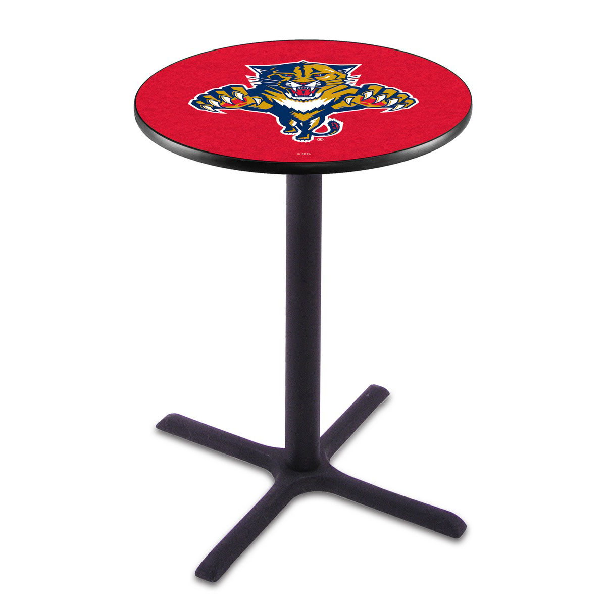 Design Florida Panthers Wrinkle Pub Table Product Photo