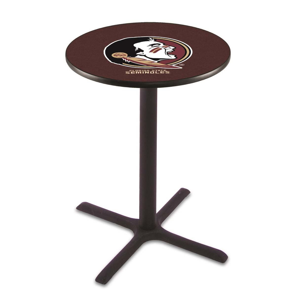 Remarkable Florida State Head Wrinkle Pub Table Product Photo