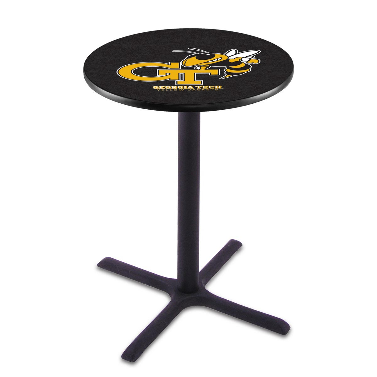 Choose Georgia-Tech-Wrinkle-Pub-Table Product Image 2211