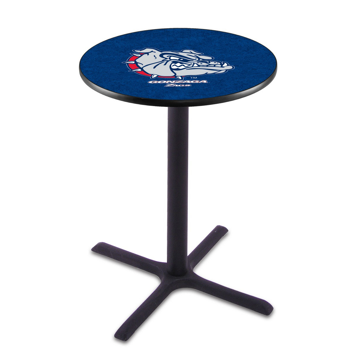 Valuable Gonzaga Wrinkle Pub Table Product Photo