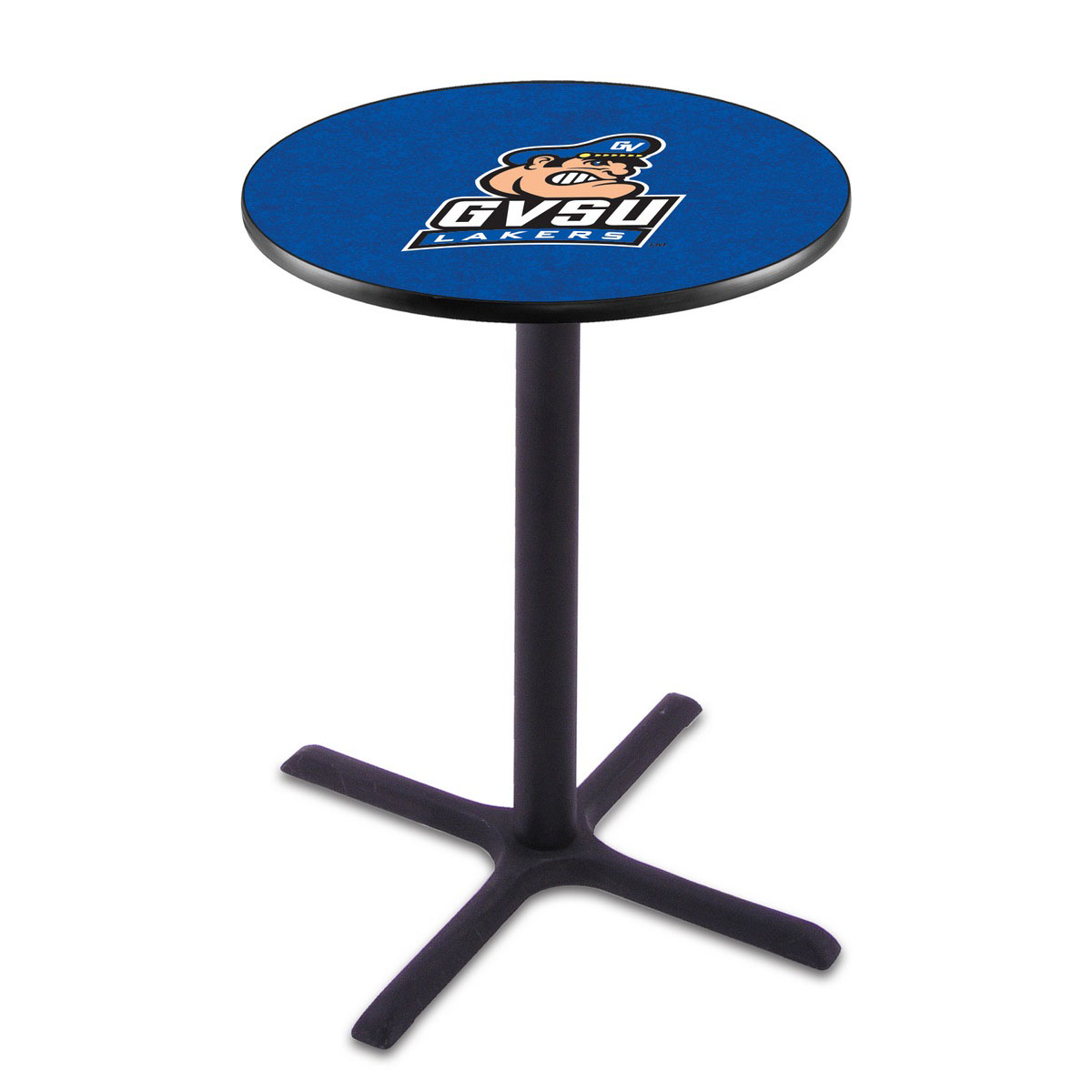 Cheap Grand Valley State Wrinkle Pub Table Product Photo