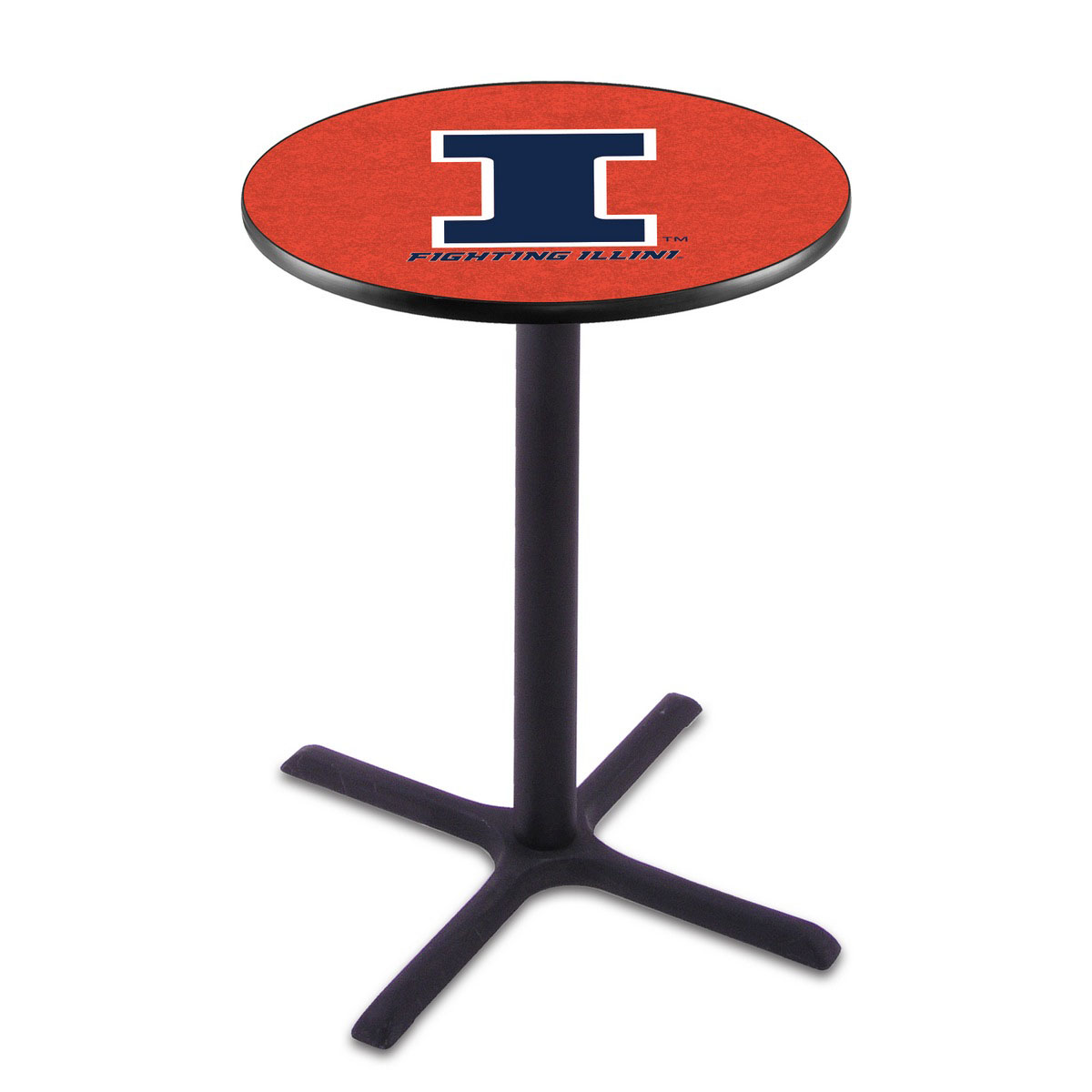 Ultimate Illinois Wrinkle Pub Table Product Photo