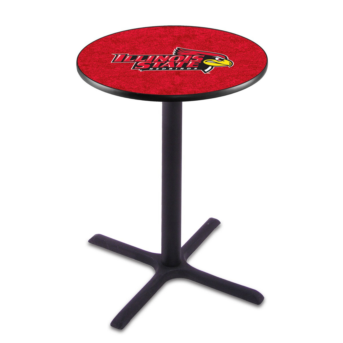 Excellent Illinois State Wrinkle Pub Table Product Photo