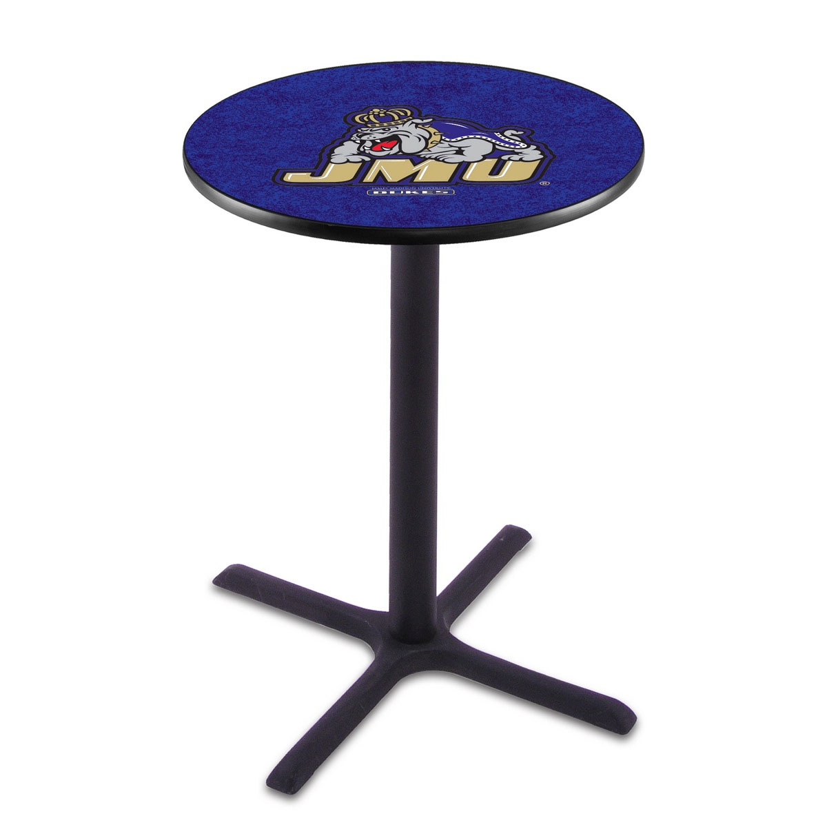 View James Madison Wrinkle Pub Table Product Photo