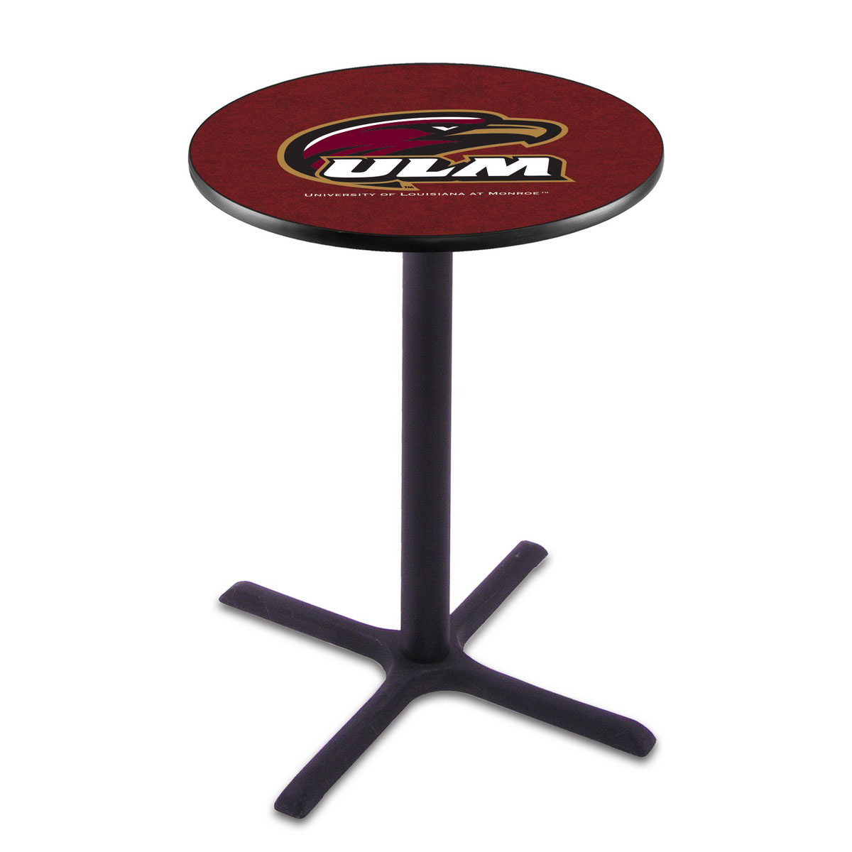 Exquisite Louisiana Monroe Wrinkle Pub Table Product Photo
