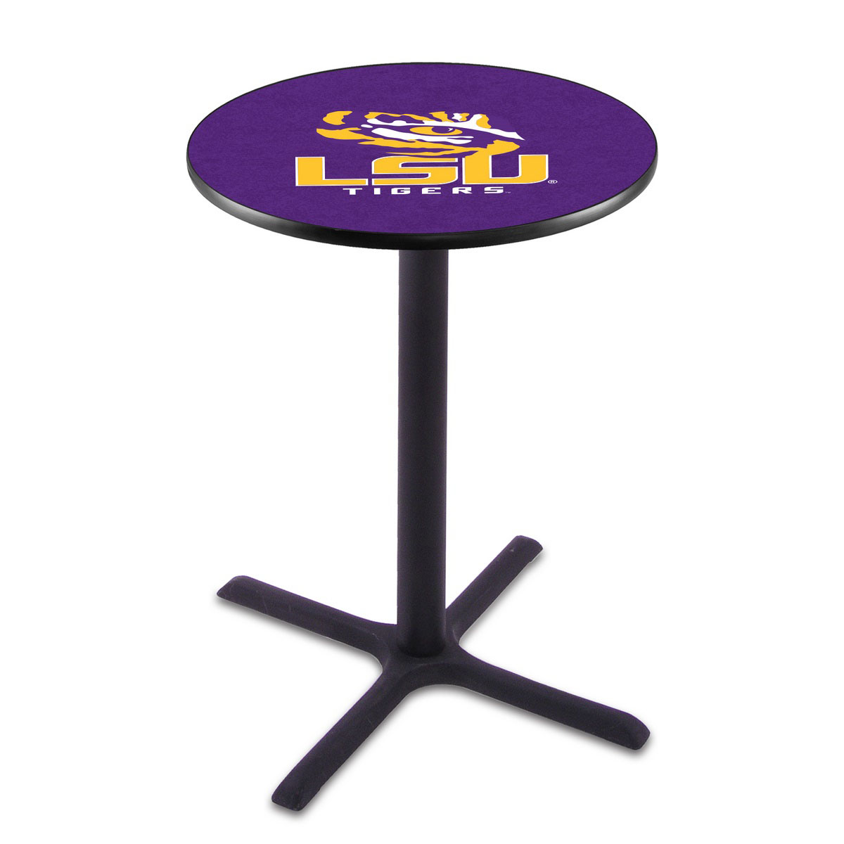 Magnificent Louisiana State Wrinkle Pub Table Product Photo
