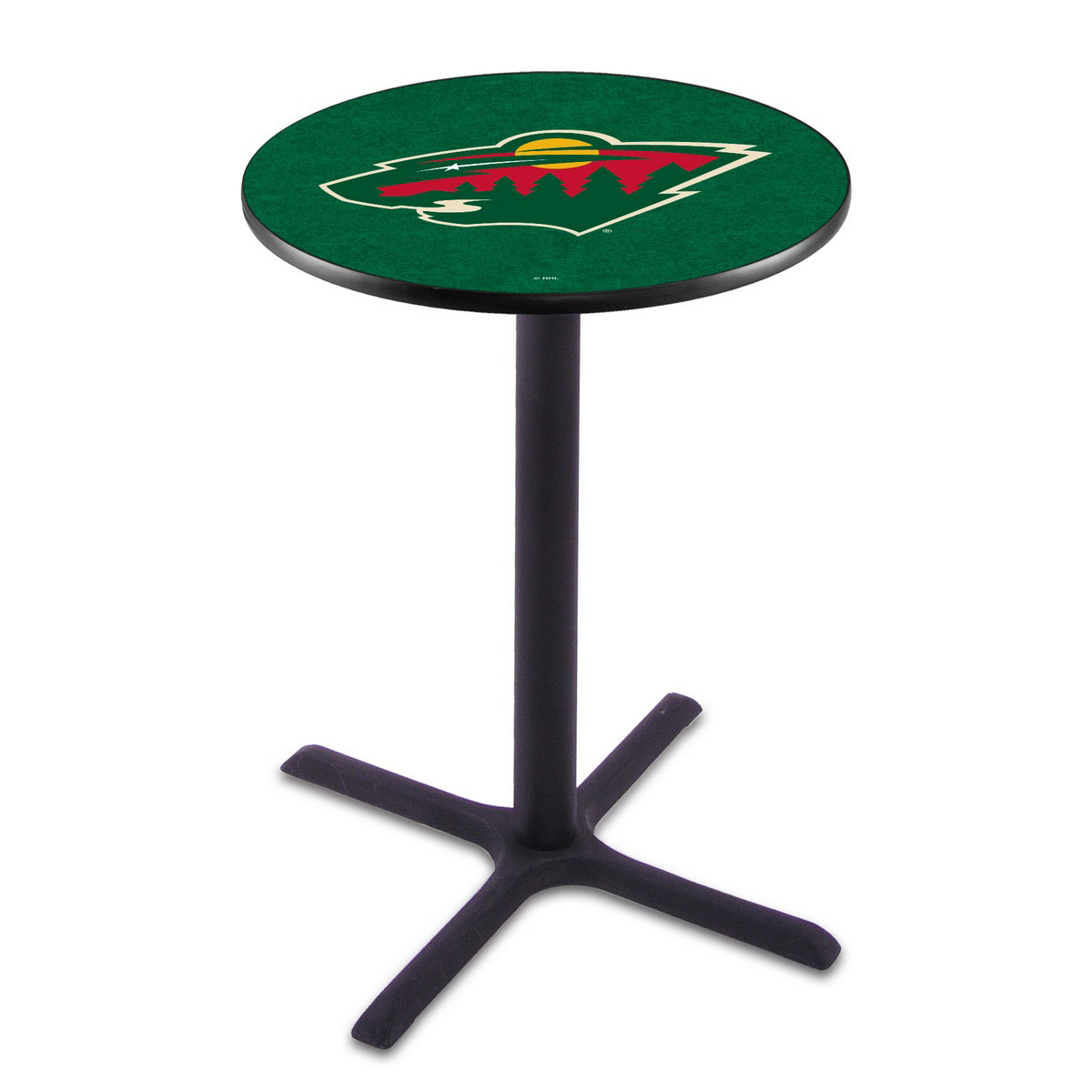 Purchase Minnesota Wild Wrinkle Pub Table Product Photo