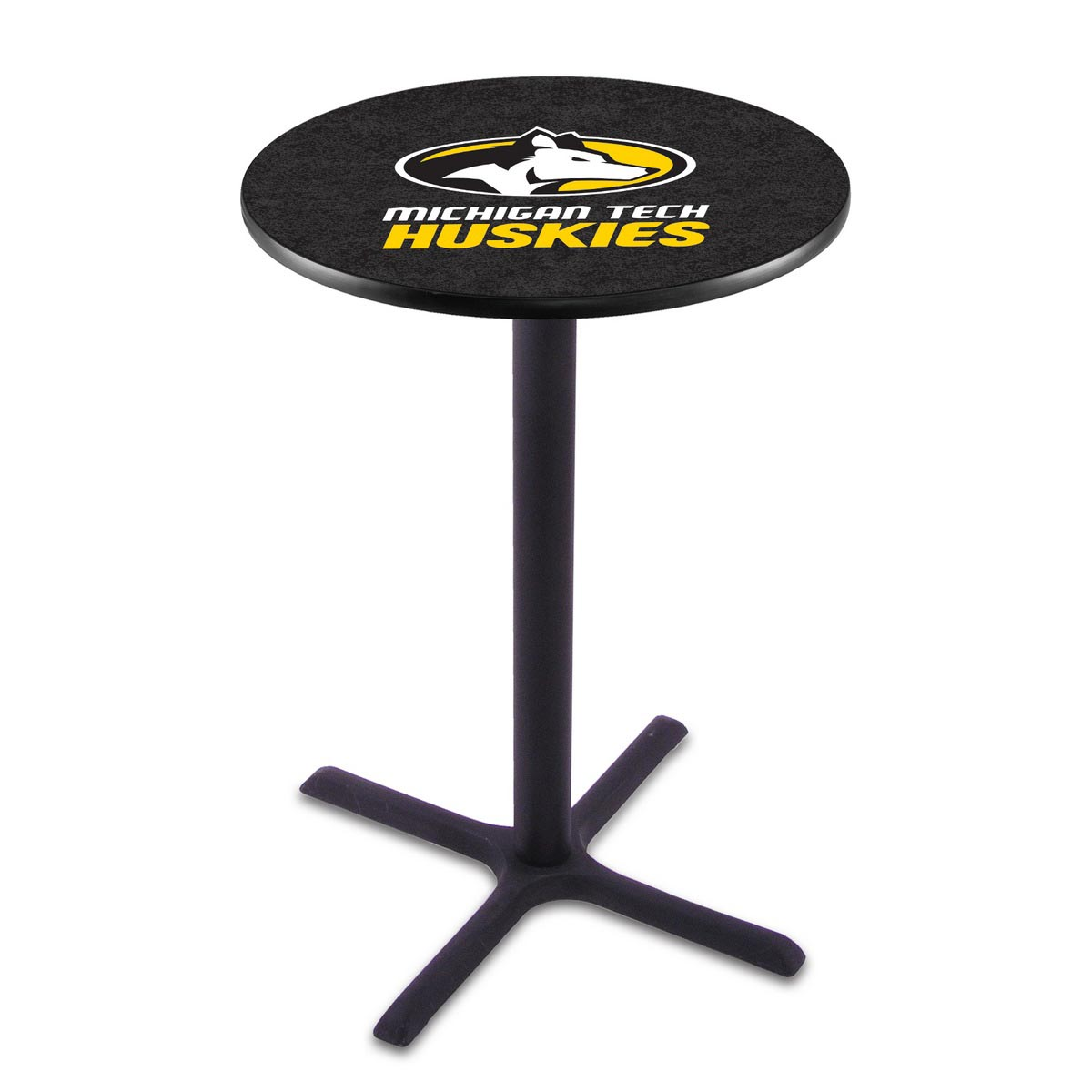 Longstanding Michigan Tech Wrinkle Pub Table Product Photo