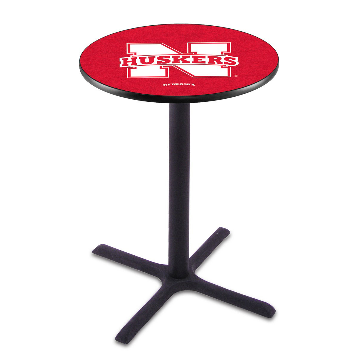 Remarkable Nebraska Wrinkle Pub Table Product Photo