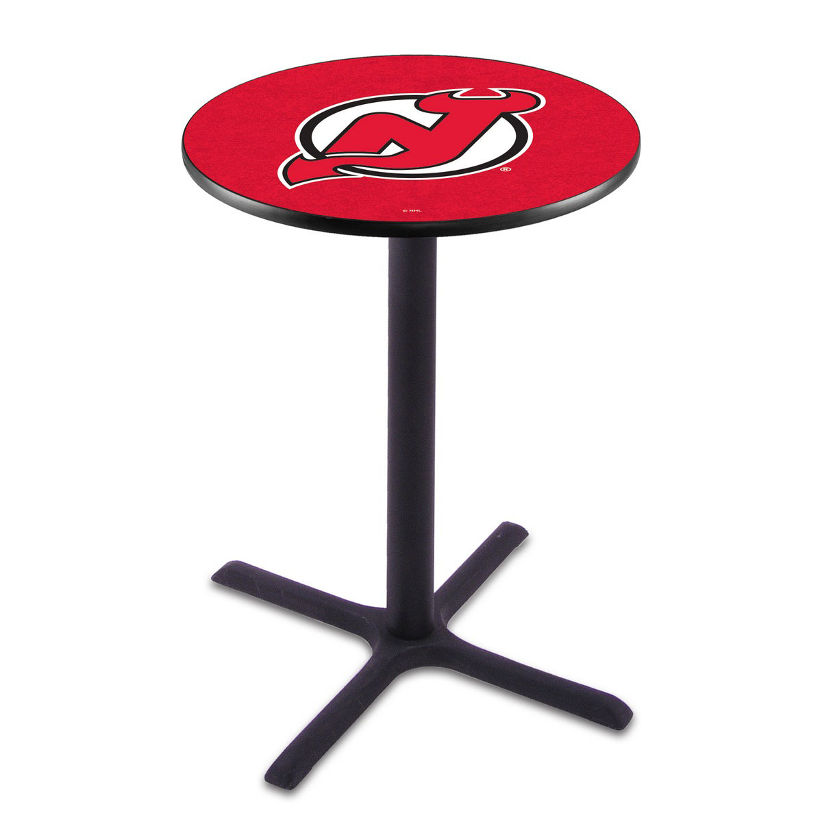 Order New Jersey Devils Wrinkle Pub Table Product Photo