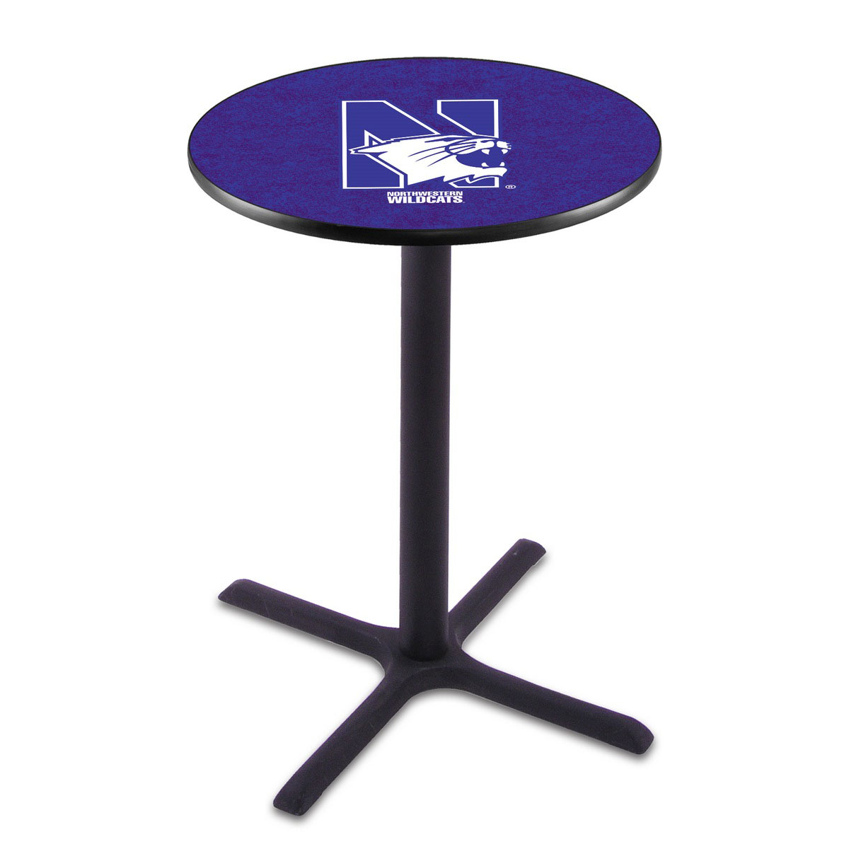 Learn more about Northwestern Wrinkle Pub Table Product Photo