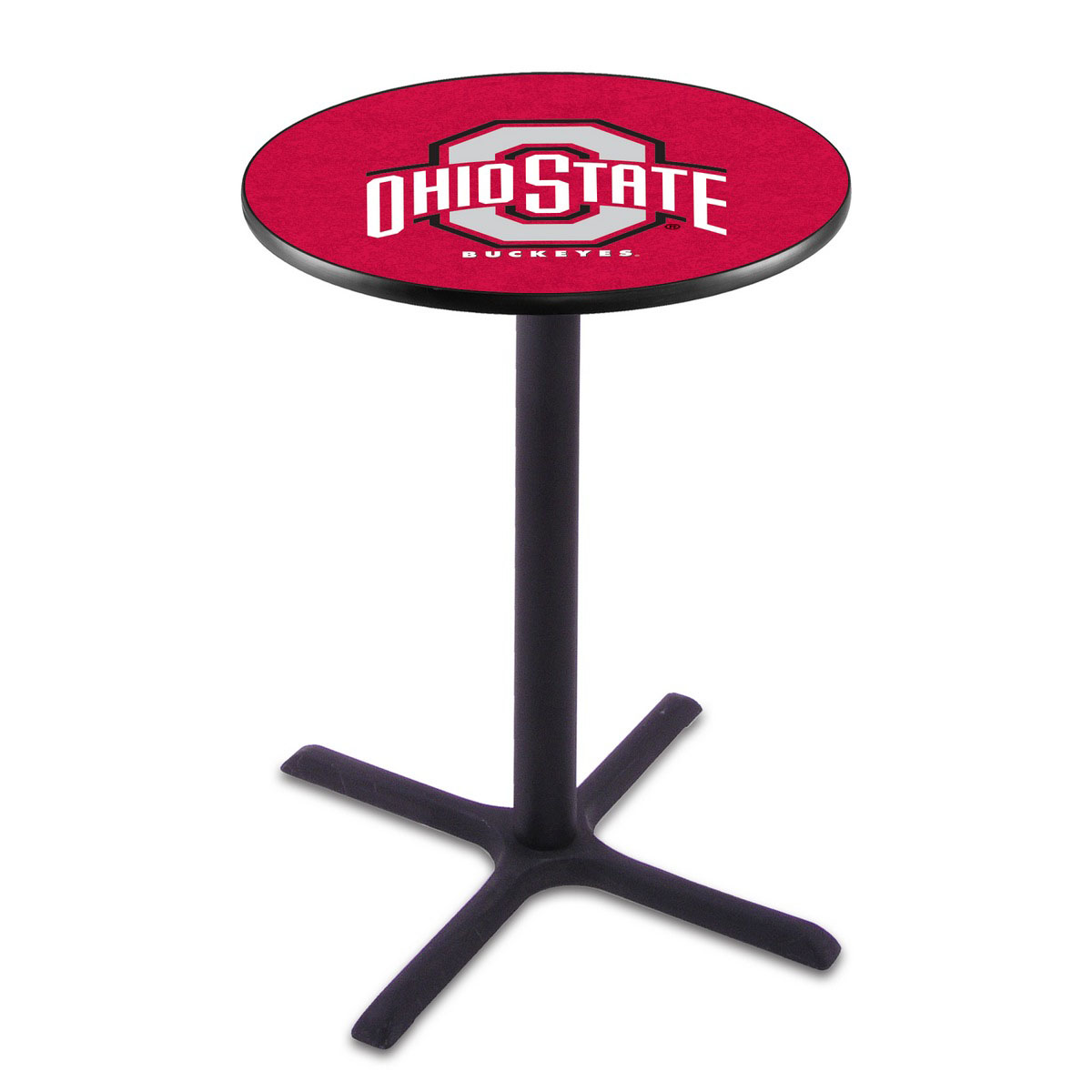 Amazing Ohio State Wrinkle Pub Table Product Photo