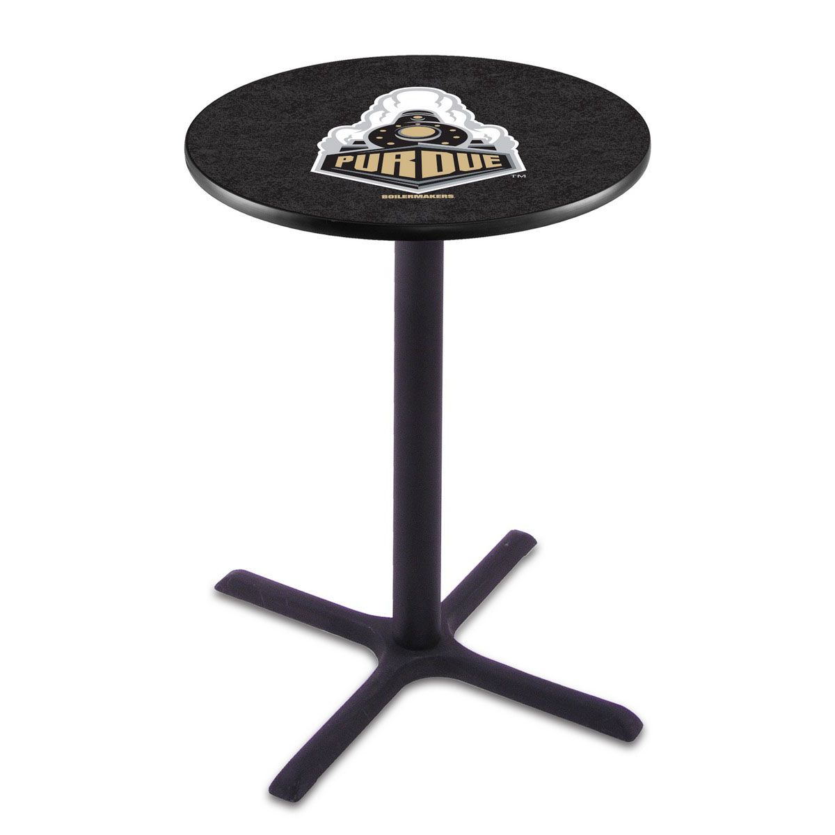 Special Purdue Wrinkle Pub Table Product Photo