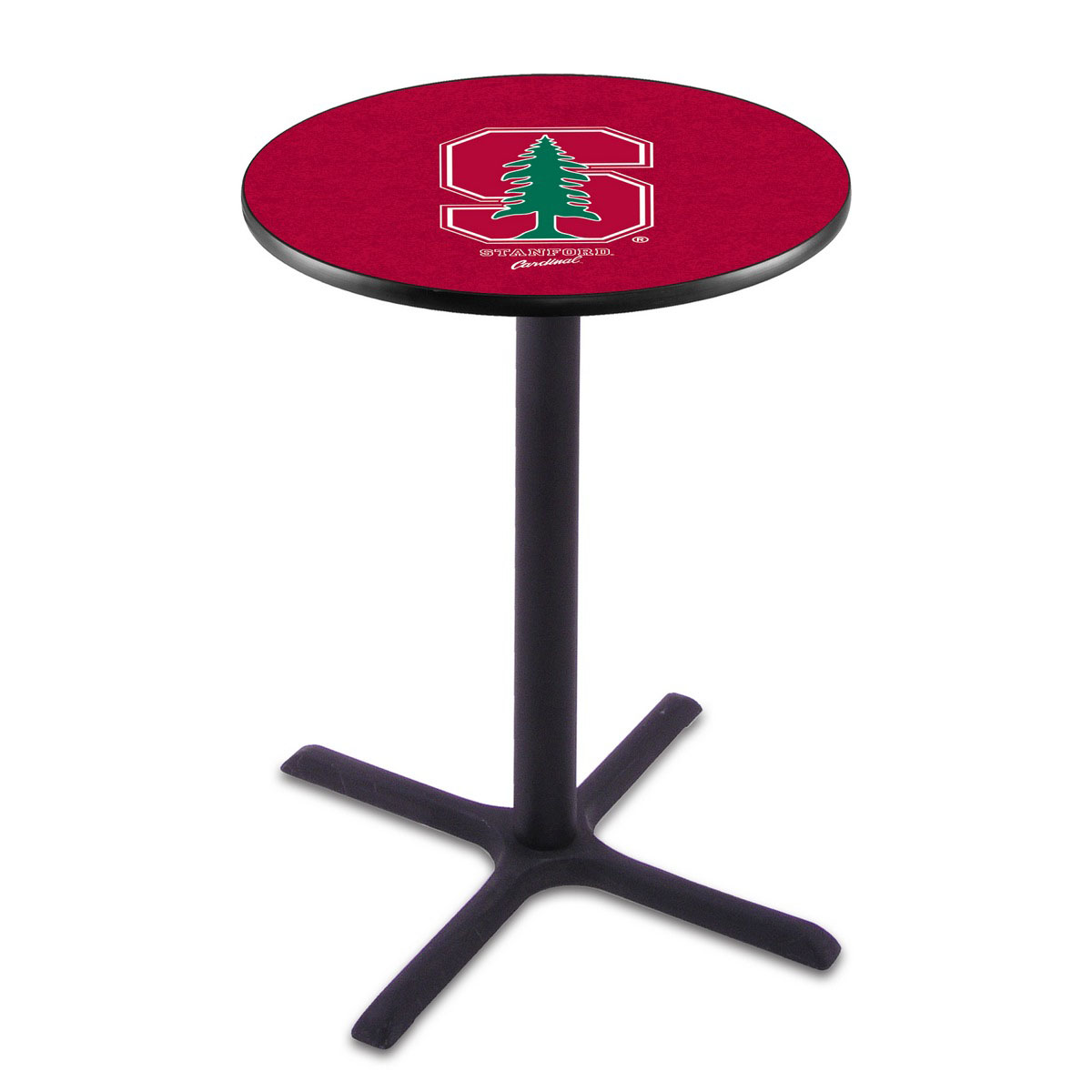 Outstanding Stanford Wrinkle Pub Table Product Photo