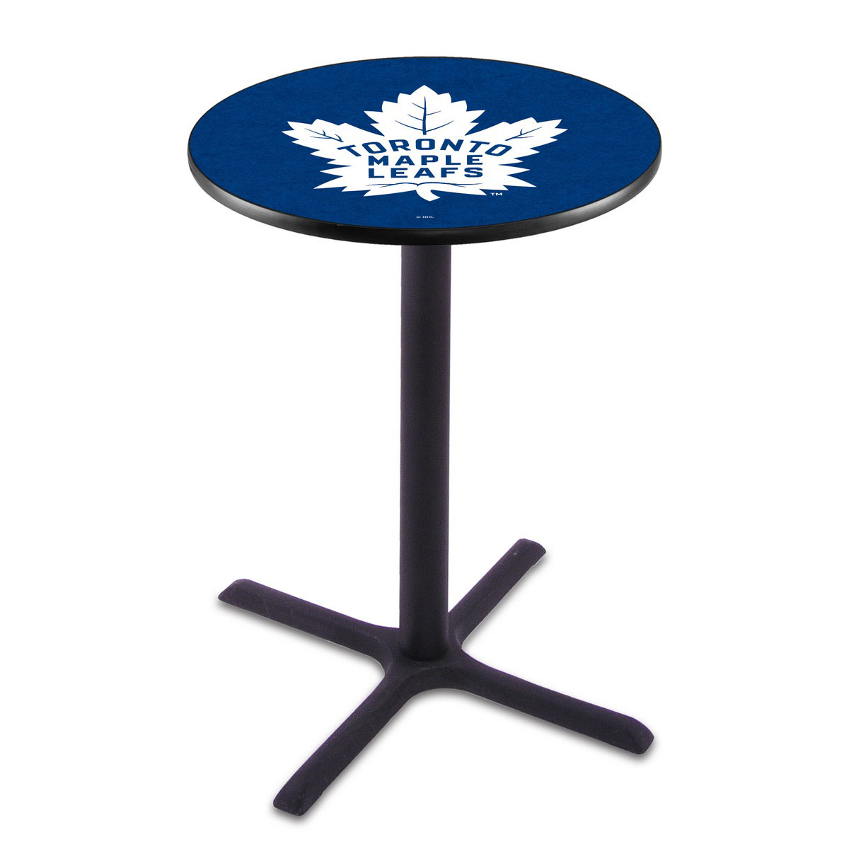 View Toronto Leafs Wrinkle Pub Table Product Photo