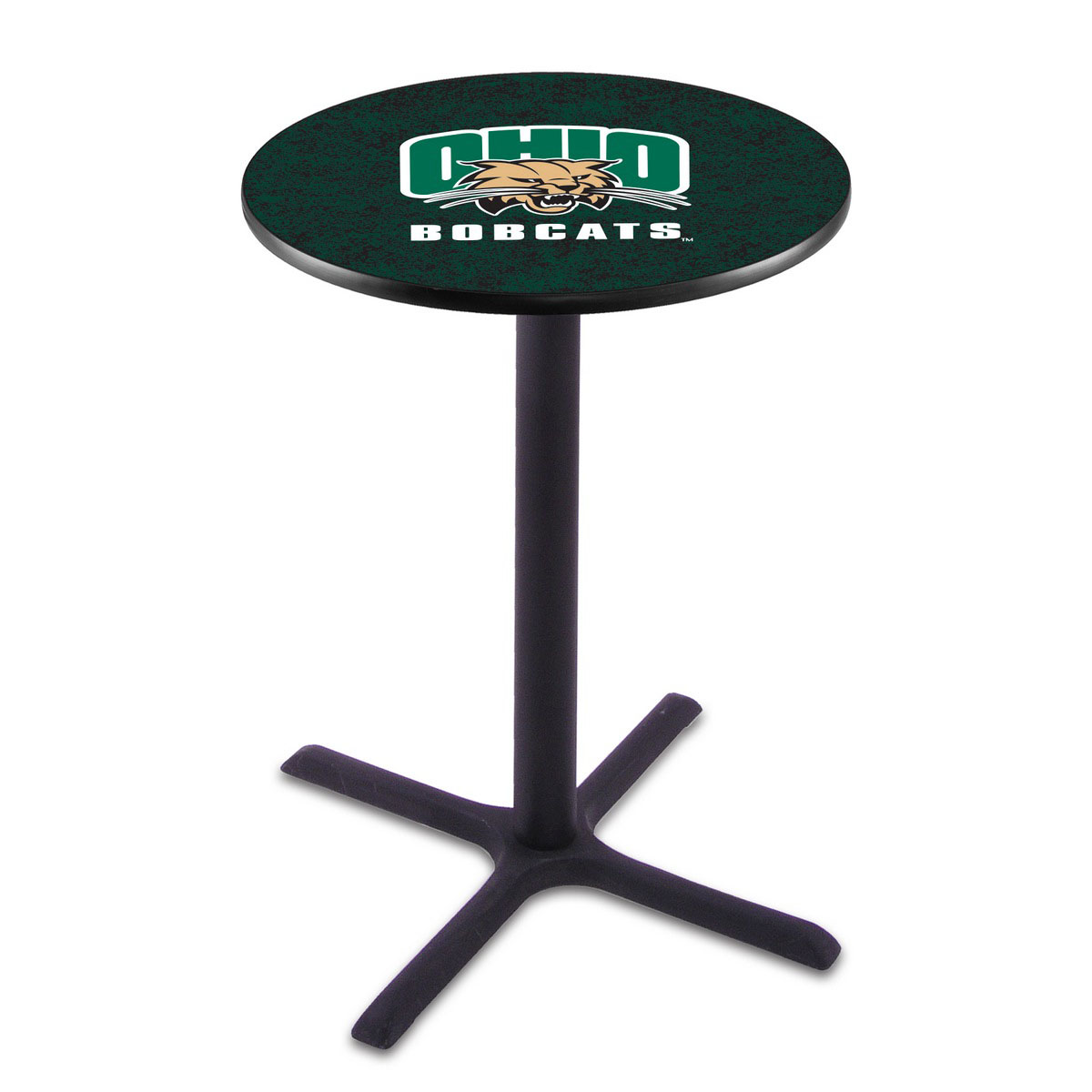 Exquisite Ohio University Wrinkle Pub Table Product Photo