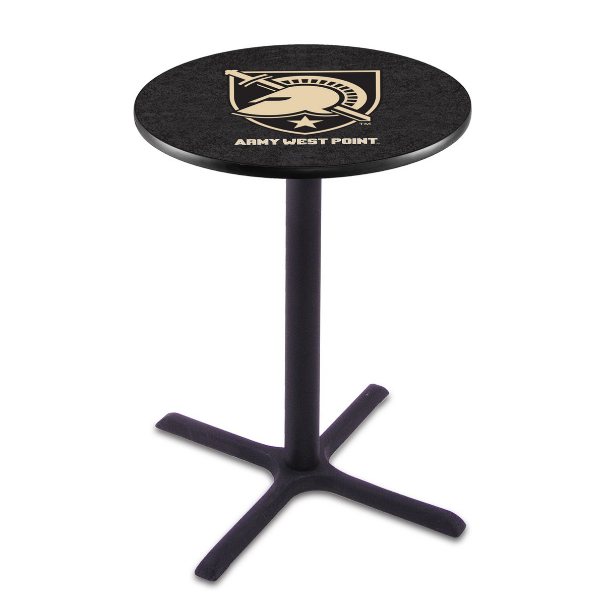Purchase Us Military Academy Wrinkle Pub Table Product Photo