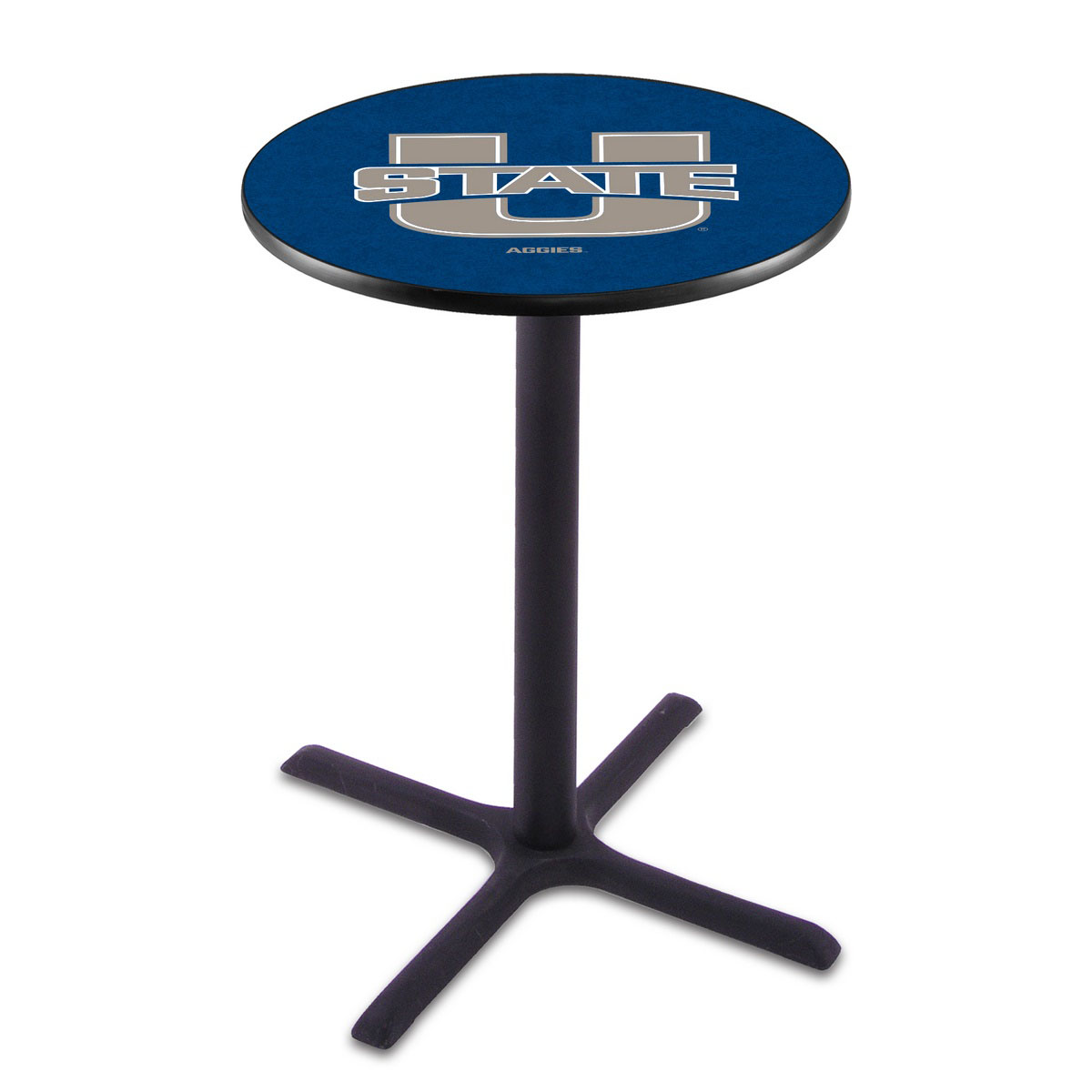 Select Utah State Wrinkle Pub Table Product Photo