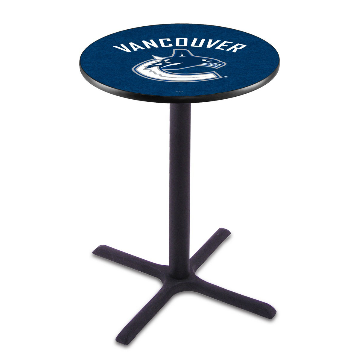 Search Vancouver Canucks Wrinkle Pub Table Product Photo
