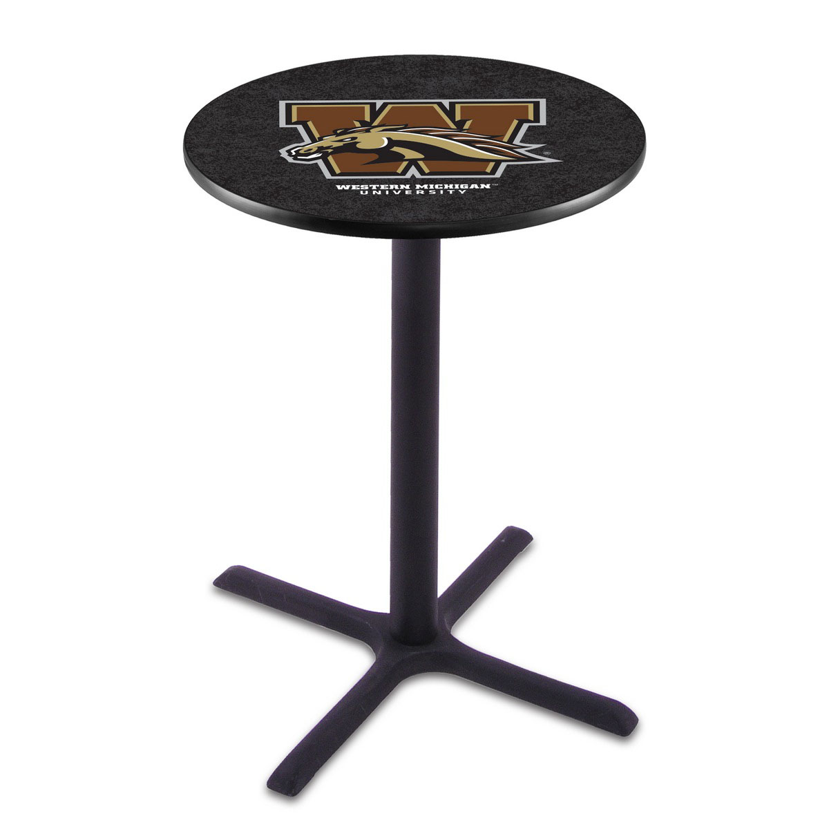 Stunning Western Michigan Wrinkle Pub Table Product Photo