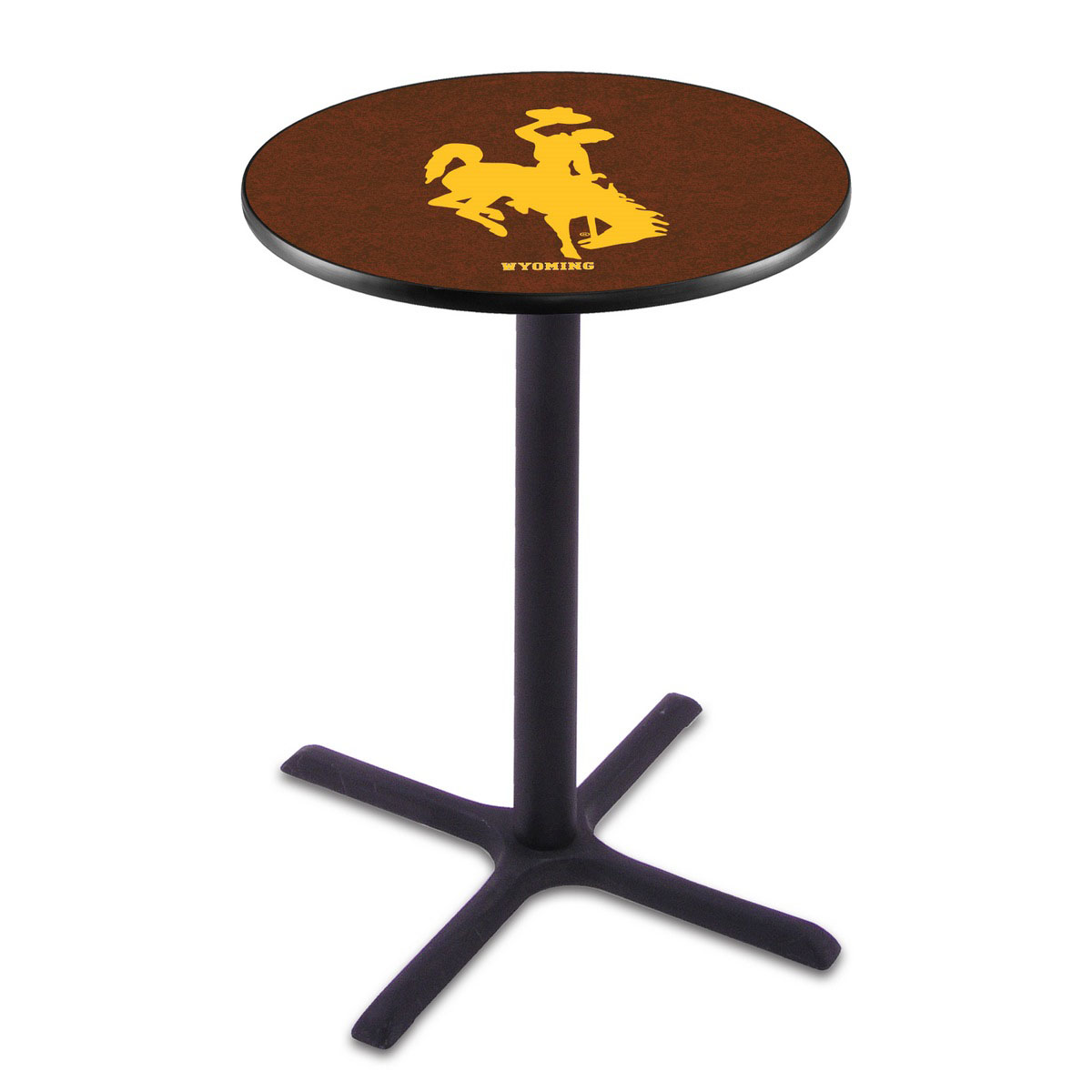 One of a kind Wyoming Wrinkle Pub Table Product Photo