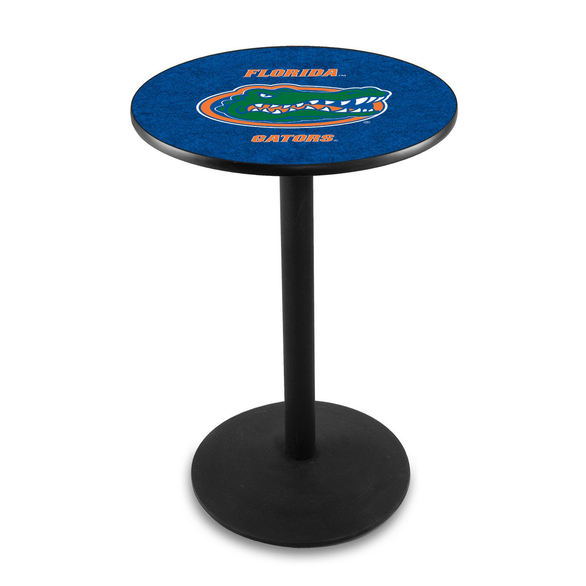Stunning University Florida Logo Pub Bar Table Round Stand Product Photo
