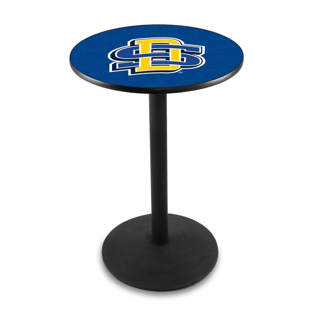 Popular South Dakota State University Logo Pub Bar Table Round Stand Product Photo