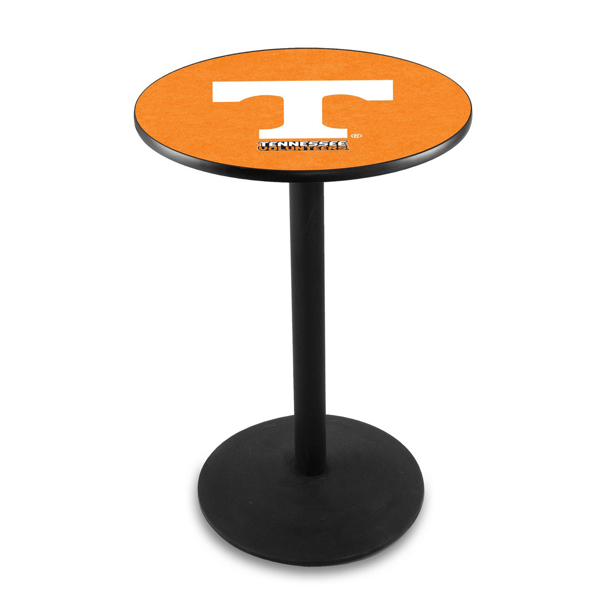 Purchase University Tennessee Logo Pub Bar Table Round Stand Product Photo
