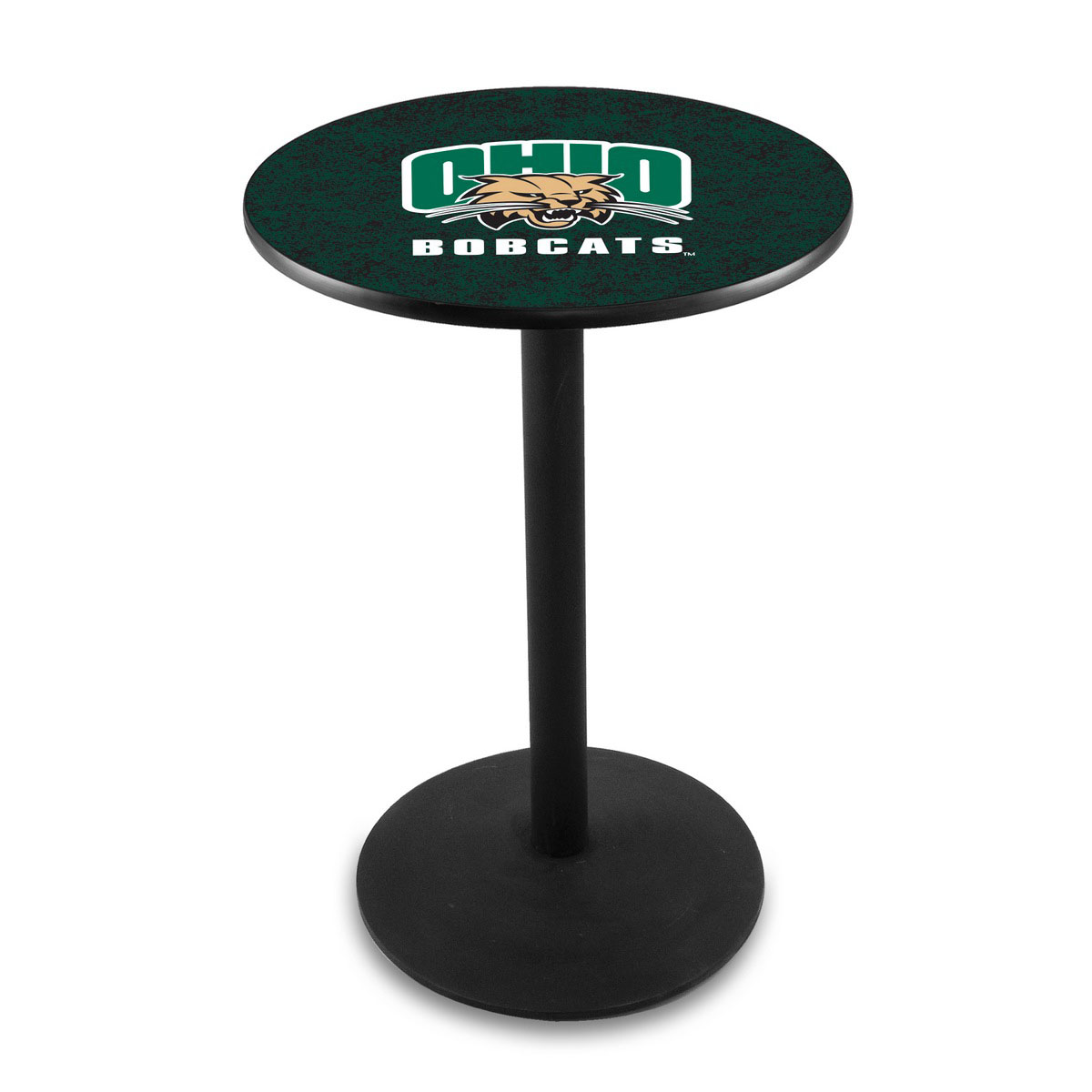 Select Ohio-University-Logo-Pub-Bar-Table-Round-Stand Product Picture 1672