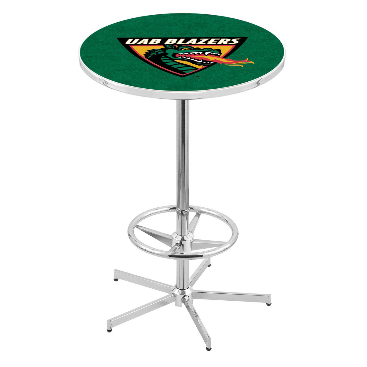 Choose Chrome Uab Pub Table Product Photo