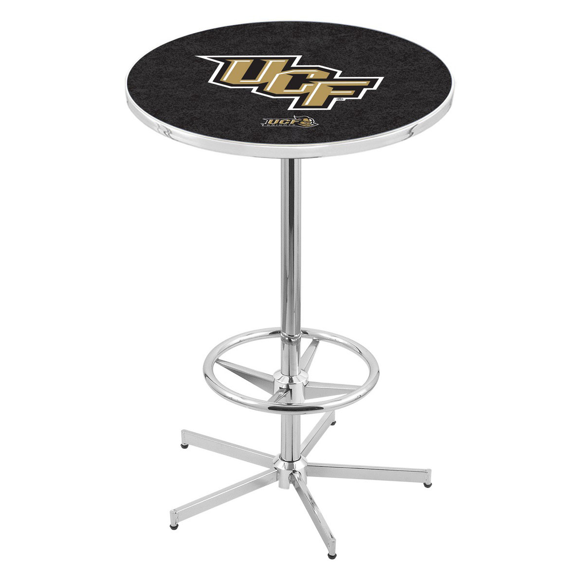 Info about Chrome Central Florida Pub Table Product Photo